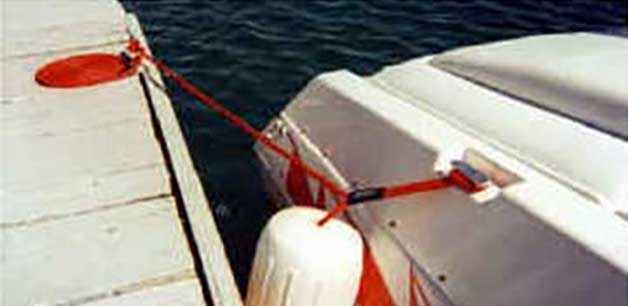 St. George 2 in 1 Dock Lines, Fender Ties, Towing Products, Anchor Lines, Anchor Bags, Fender Covers, Boating Products and more...